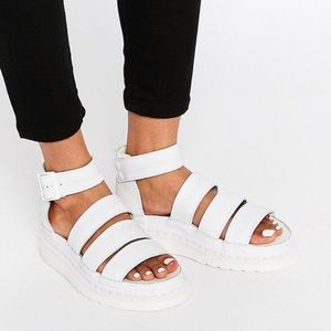 Dr. Martens Clarissa Platform Sandals size 6